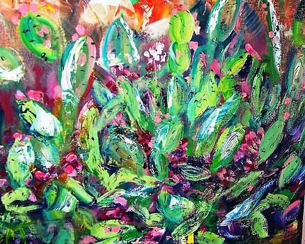 Patricia Taylor - Christmas Cactus Joy