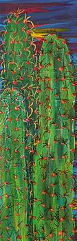 Marcia Weller - Cactus of Color 13