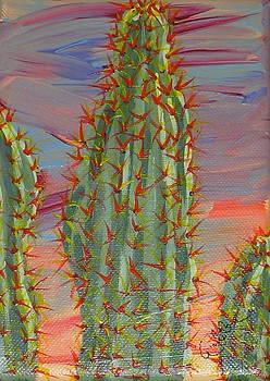 Marcia Weller - Cactus of Color 4