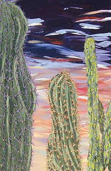Marcia Weller - Cactus of Color 5