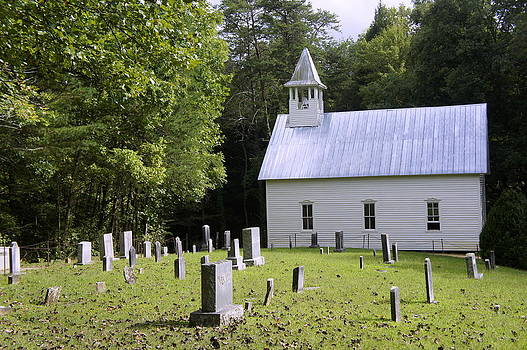 Laurie Perry - Cades Cove Chapel 2
