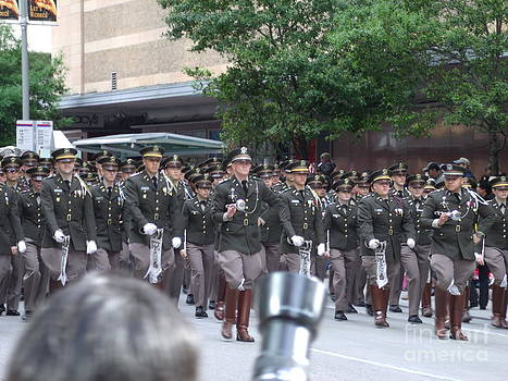 Cadet Corps A and M by Michaelle Beasley