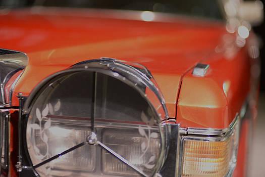 Cadillac Fleetwood Headlights by Eric Keesen