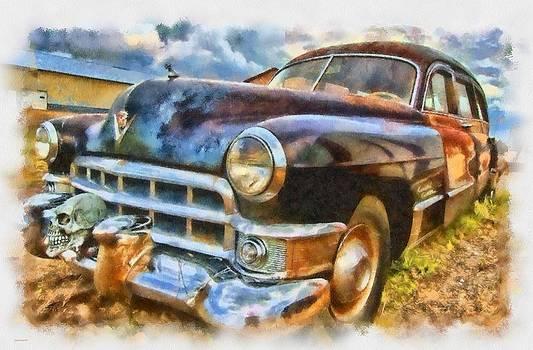 Cadillac by Patrick OHare
