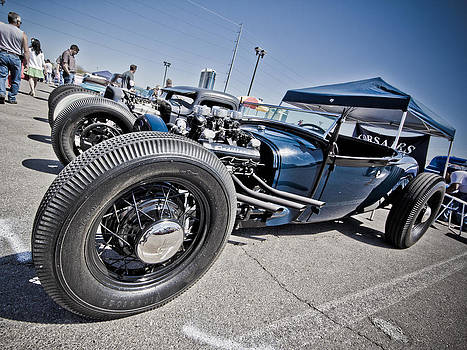 Cadillac Powered Rod by Merrick Imagery