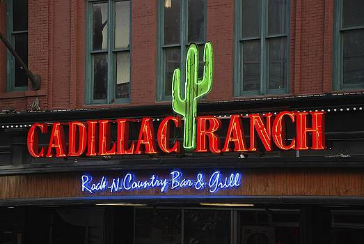 Charlie Brock - Cadillac Ranch