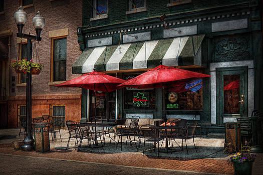Mike Savad - Cafe - Albany NY - Mc Geary