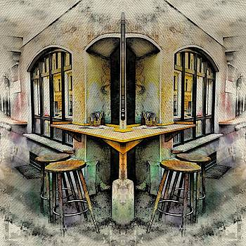 Cafe Bar by Angel Eowyn