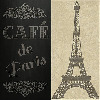 Jaime Friedman - Cafe de Paris