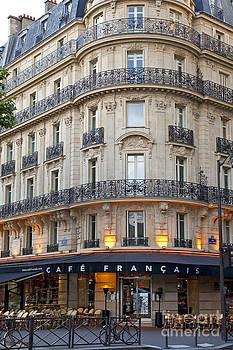 Brian Jannsen - Cafe Francais