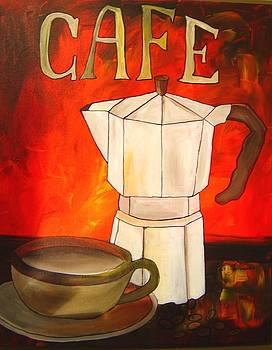 Cafe by Gino Savarino