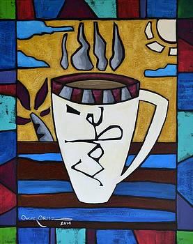 Cafe Resto by Oscar Ortiz
