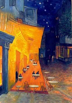 Rick Todaro - Cafe