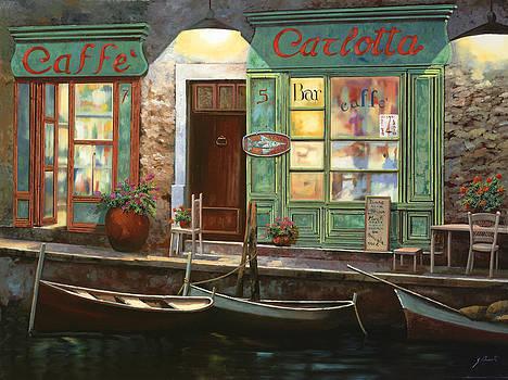 caffe Carlotta by Guido Borelli