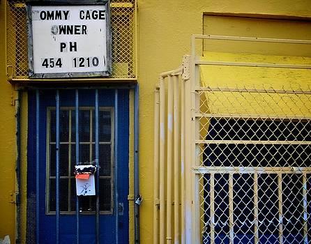 Cage by Odd Jeppesen