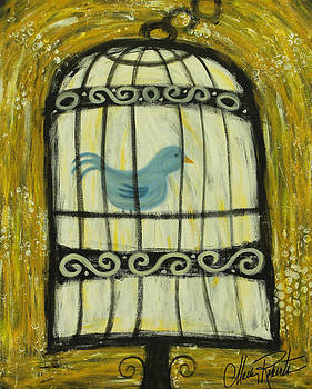 Caged Bird by Molly Roberts