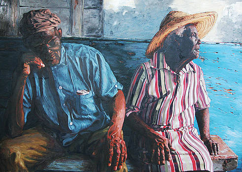 Caicos Time by John Matthew