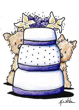 Cairn Wedding Crashers by Kim Niles
