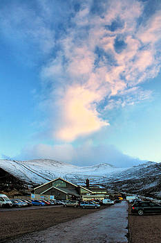 Cairngorm Snow by Catherine Perkinton