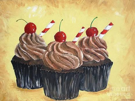 Cakes by Natalia Chaplin