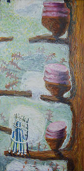 Cakes Up A Tree  by Nancy Mauerman