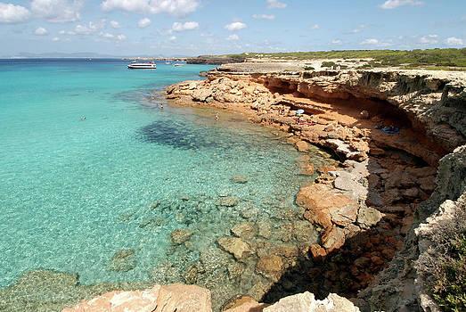 Nano Calvo - Cala Saona Is A Lovely Little Cove