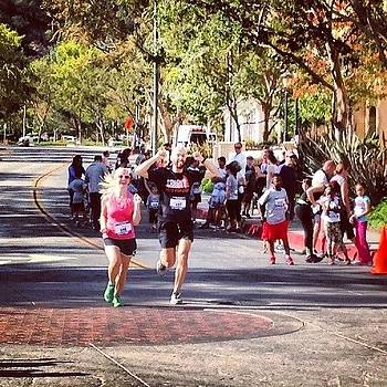 Calabasis 10k Finish Line- Last Weekend by Kat Wisecup