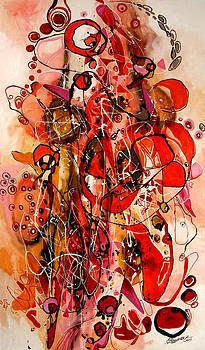 Calauza in labirint by Elena Bissinger