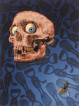 Calavera by Stephen Hall