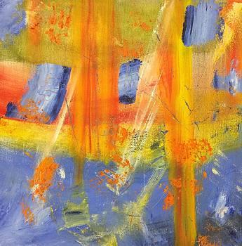 Calico by Janet  Pirozzi