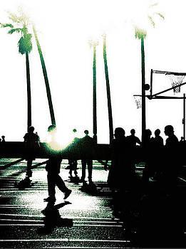 California Ball by Alexa  Barry