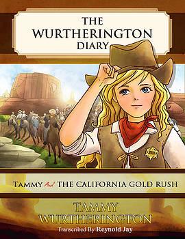 California Gold Rush by Reynold Jay