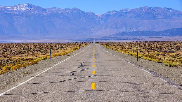 Randy Straka - California Highway 167