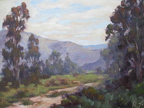 California by Kevin Yuen