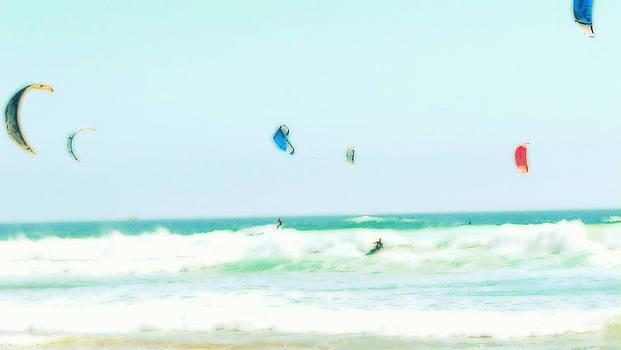 California Kite's by Ashley Sipl