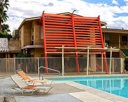 William Dey - CALIFORNIA ORANGE Palm Springs