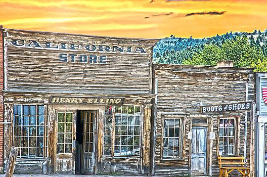 Randall Branham - California Store Virginia City Mt