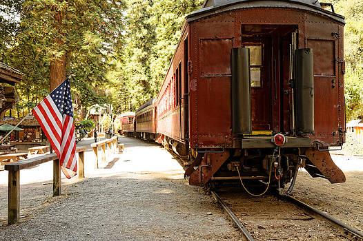 California Western Railroad by Scott Hill