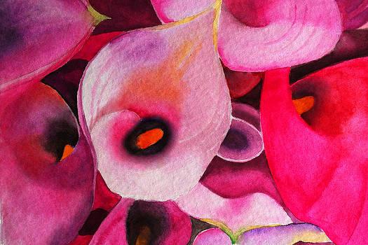 Calla Lily by Ria Sharon