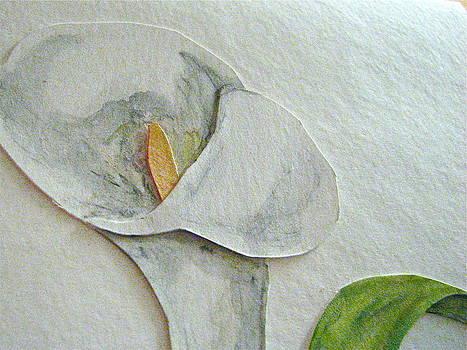 Sandy Tolman - callalily card - image two