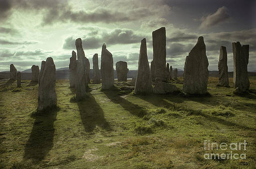 Callanish Stone Circle  by Homer Sykes