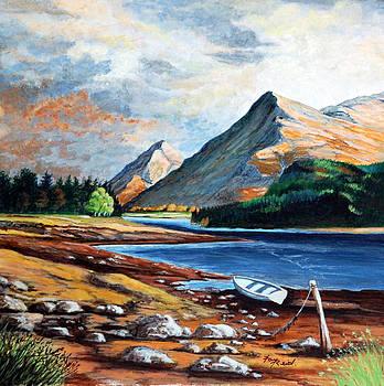 Callart View by Fay Reid