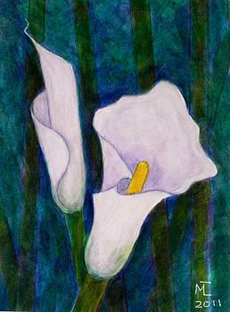 Madalena Lobao-Tello - Callas lilies II