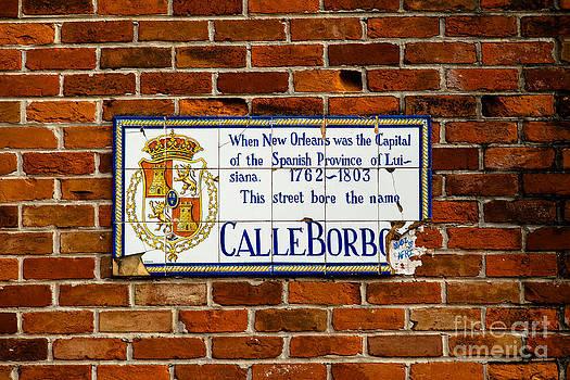 Calle Borbo by Susie Hoffpauir