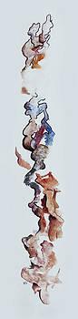 Calligraphic Figures by Rachel Christine Nowicki
