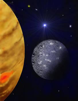 Callisto by Ricky Haug