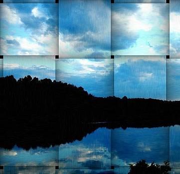 Calm Blue by Scott Ware