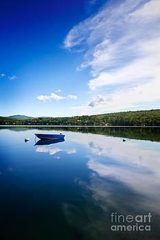 Jo Ann Snover - Calm lake reflections