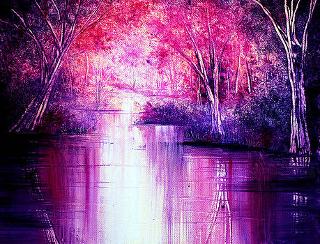 Calm Waters by Ann Marie Bone