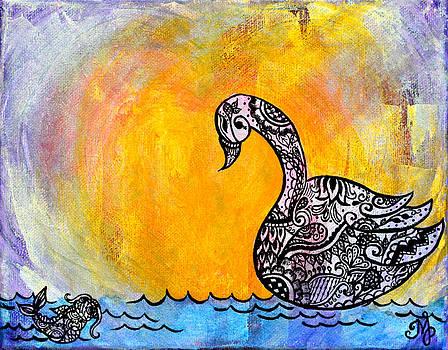 Calming Waters by Meganne Peck